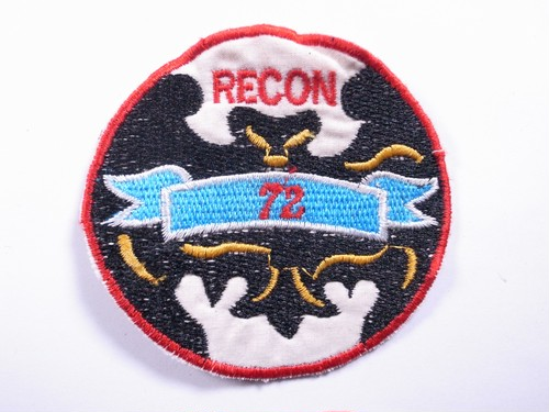 "OLD PATCH""RECON 72"""