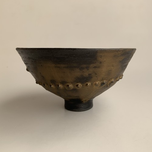 seed rice bowl2(antique gold)