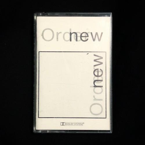 New Order ?/ Low-life(France)[中古Cassette]