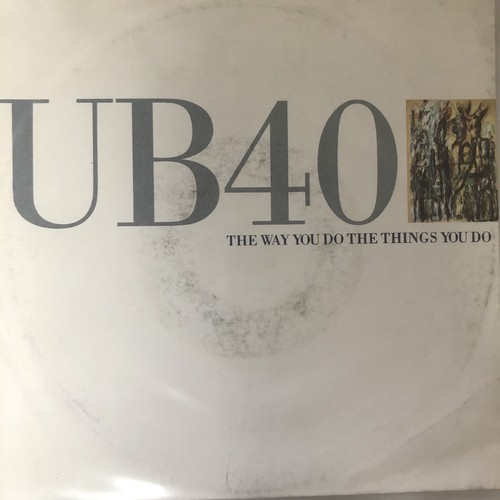 UB40 - The Way You Do The Things You Do【7-20543】