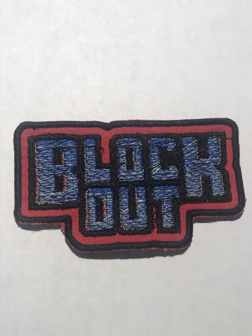 """ORIGINAL Patch""""BLACK OUT"""""""