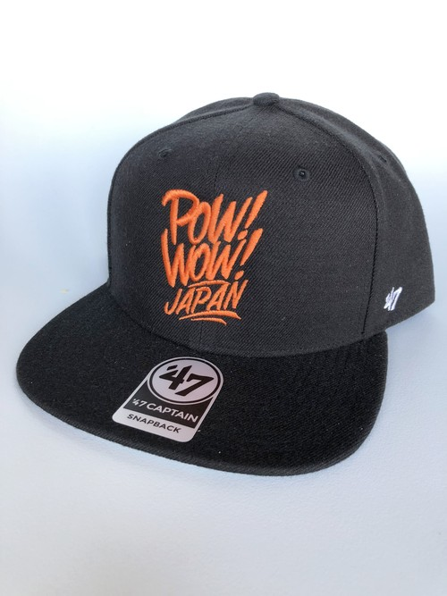 POW! WOW! JAPAN 2018 CAP by 47brand