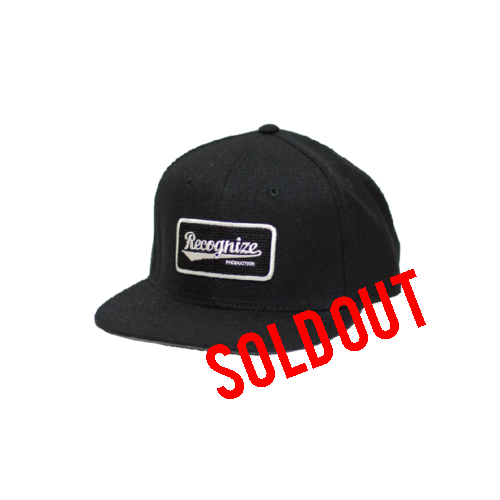 RECOGNIZE SNAPBACK CAP