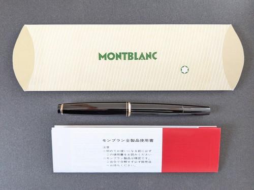 '60s モンブラン No 22 MONTBLANC No 22 (細字) 14K     02441