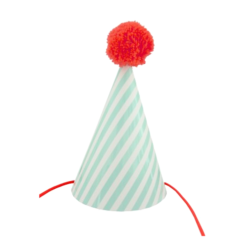 Party Hat stripe/LBL