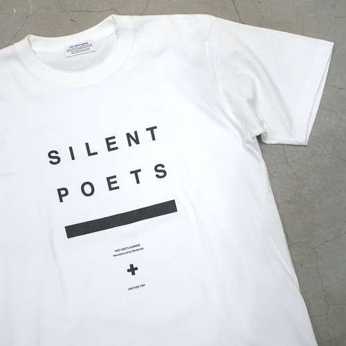 【40%OFF】SILENT POETS / T-SHIRTS(SILENT POETS)