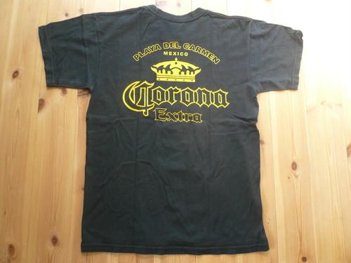 CORONA BEER コロナビール オフィシャルTeeシャツ