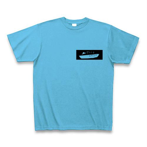 オリジナルTシャツ シーブルー ミニロゴVer2 【送料込み】