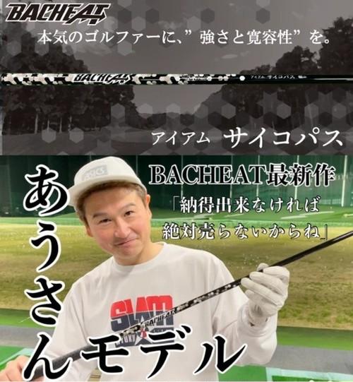 【スリーブ/グリップ無】RATEL(ラーテル)ゴルフ シャフト|BACHEAT|アイアムサイコパス