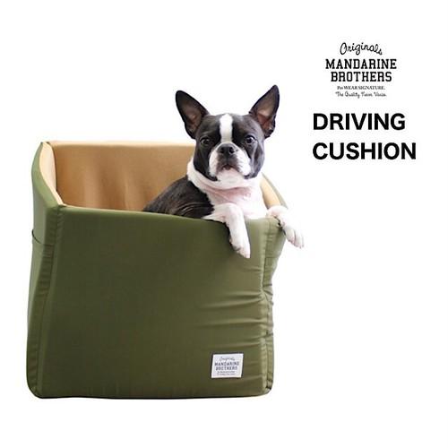 MANDARINE BROTHERS ドライビングクッション マンダリンブラザーズ Driving Cushion