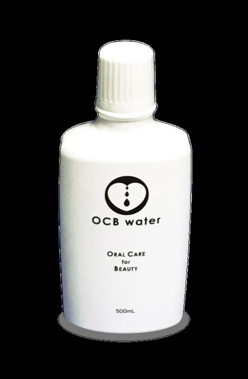 OCB water(口腔洗浄液)タンパク分解型除菌水