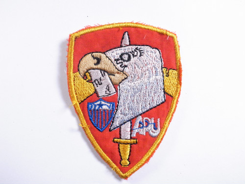 "OLD PATCH""APU"""