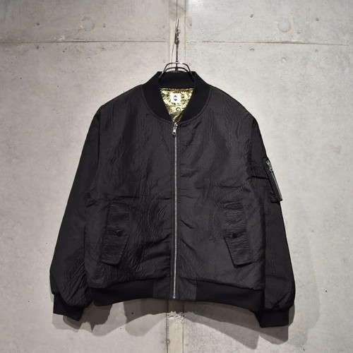 EXPANSION 902J JB-BG BOMBER JACKET2 / BLACK