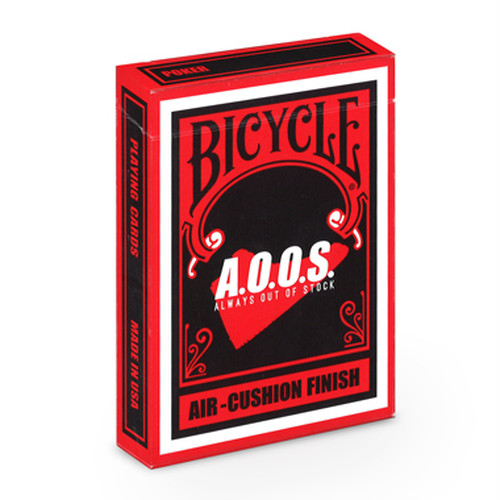 BICYCLE ALWAYS OUT OF STOCK
