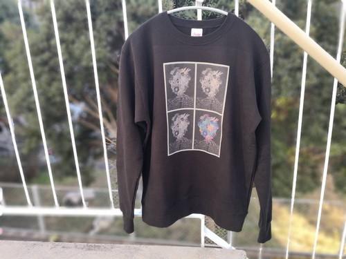 Free Beauty Sweatshirt【Please see below for overseas】