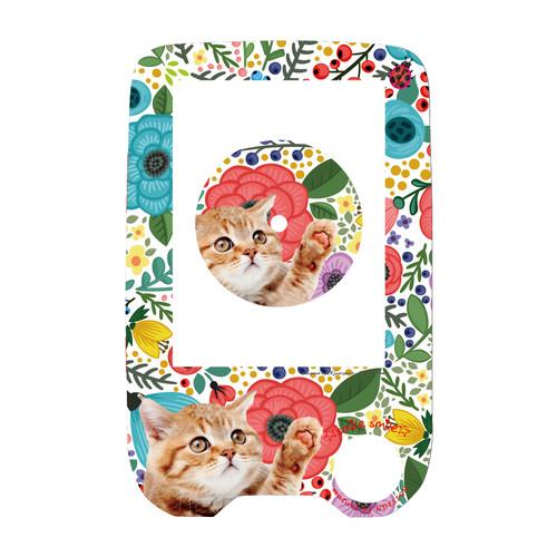 フリースタイルリブレ dress-upシール★Passion cat★