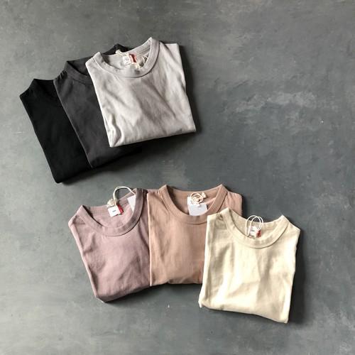 【FOV】 PLAIN 長袖ビッグTシャツ キッズ~ママ 610406