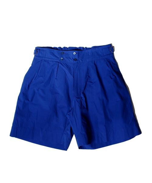 Wide Gluca Shorts -blue <LSD-BJ1P4>
