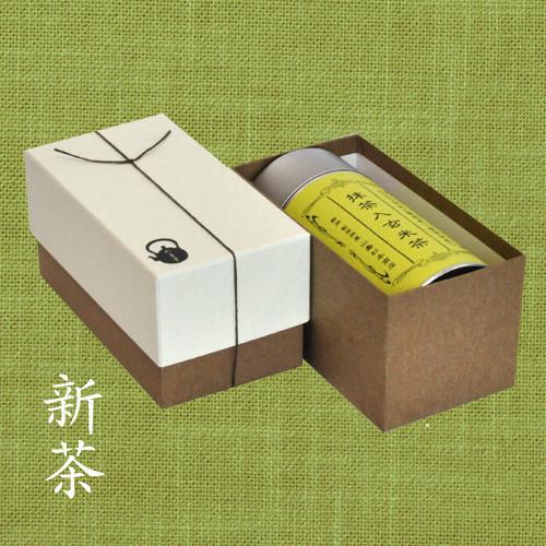 【新茶】抹茶入玄米茶 大缶1本箱