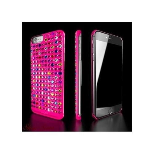 LUCIEN(ルシアン) iPhone6 Plus/6S Plus case Multicolor <Pink>