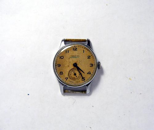 ソ連 古い時計