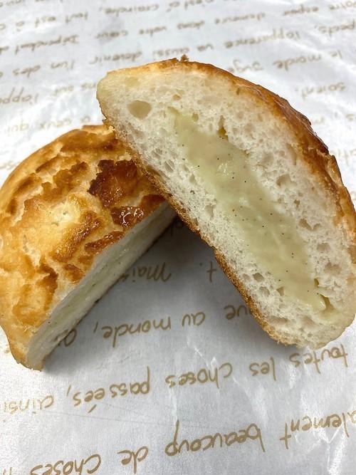 冷凍 豆乳クリームパン