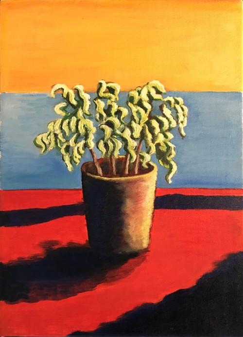 太久磨「自画像としての植物3」