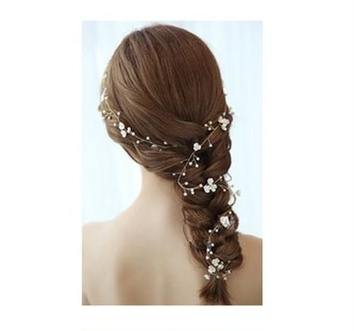 wedding headdress(pearl)