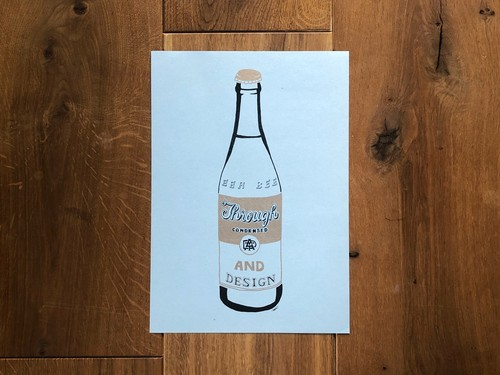 BEER POSTER[A4]