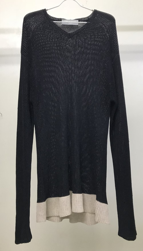 1994s COMME DES GARCONS HOMME EXTENDED SWEATER