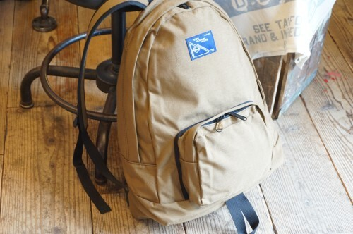 "PETERS MOUNTAIN WORKS nylon Backpack ""Made in U.S.A."""
