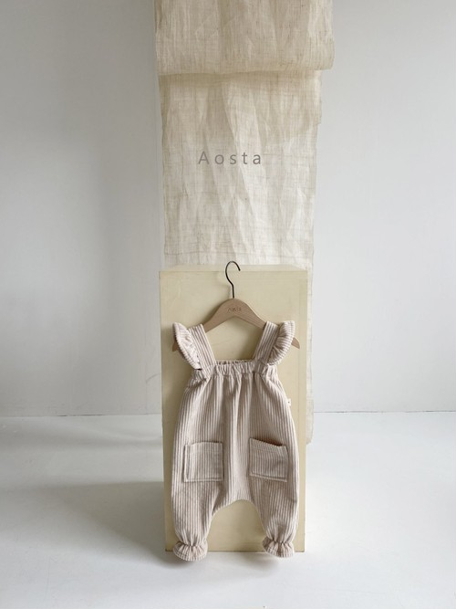 =sold out= camel overalls〈Aosta〉