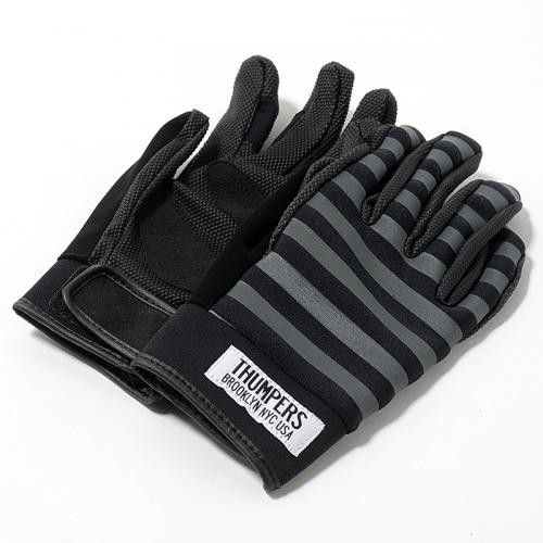 SLOT GLOVE (GREY) [A-007]