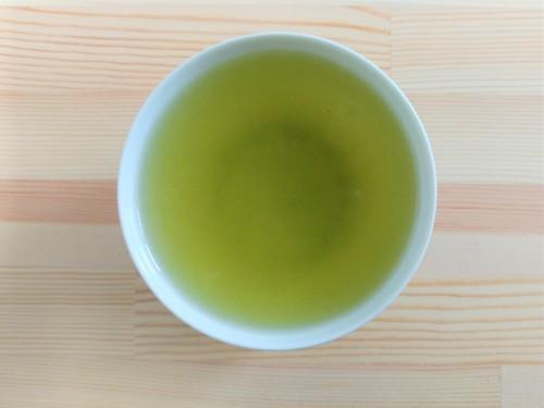 【リーフ/奥みどり】 郷里の華 奥みどり(100g)-冠せ茶-