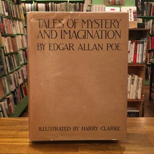 TALES OF MYSTERY AND IMAGINATION / Edgar Allan Poe(エドガー・アラン・ポー)、Harry Clarke(ハリー・クラーク)絵