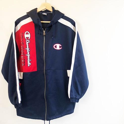 Champion '90 Hooded jersey チャンピオン フーデッドジャージ