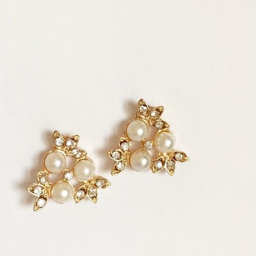flower pearl bouquet
