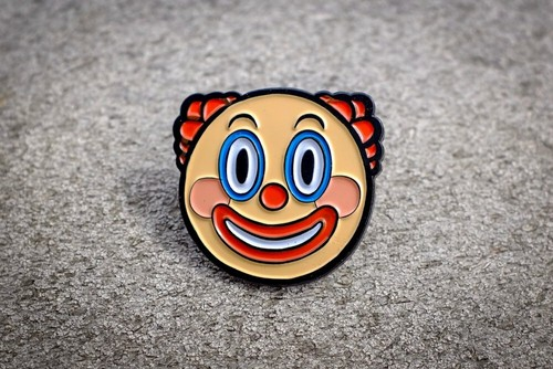 "Rockinpins""Clown Emoji"""