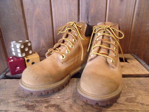 USED★【Timberland 】 <6inch Premium Boots>