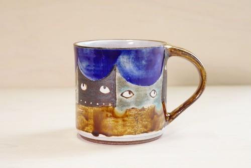 フリーマグカップ(猫)