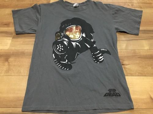 ホラー映画 DOWN OF THE DEAD ドーンオブザデッド Tシャツ ゾンビ
