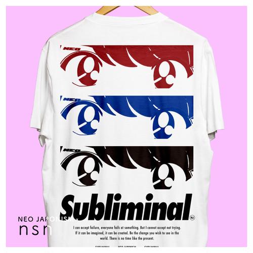 ATOM Tシャツ 夏ver.(NJ x nsn コラボ)