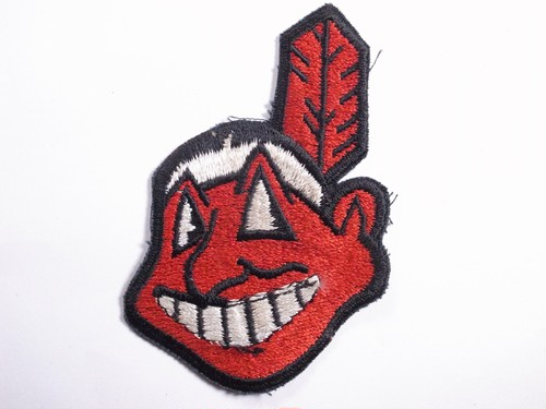 "OLD PATCH""Cleveland Indians"""