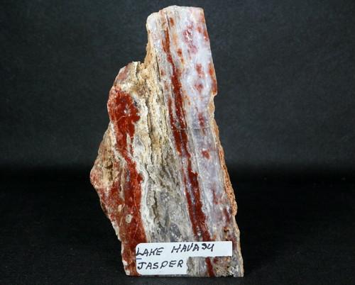レイクハバスジャスパー アリゾナ州産  334,7g LHJ001 鉱物 天然石 原石 パワーストーン