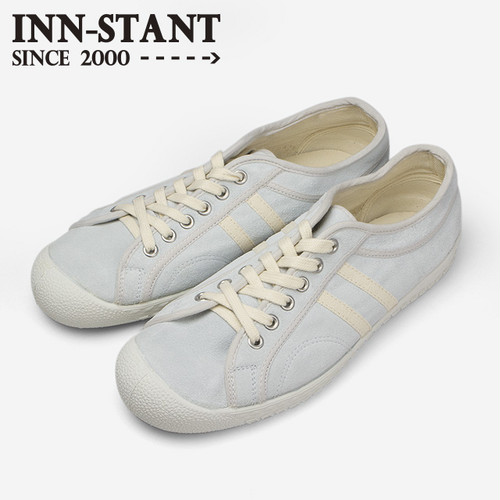 #301 SUEDE SHOES biera/natural (white sole) INN-STANT インスタント 【消費税込・送料無料】
