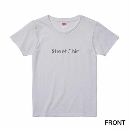 【送料無料】Fresh T-shirt [White] StreetChic