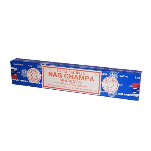 SATYA - NAG CHAMPA お香 スティックタイプ