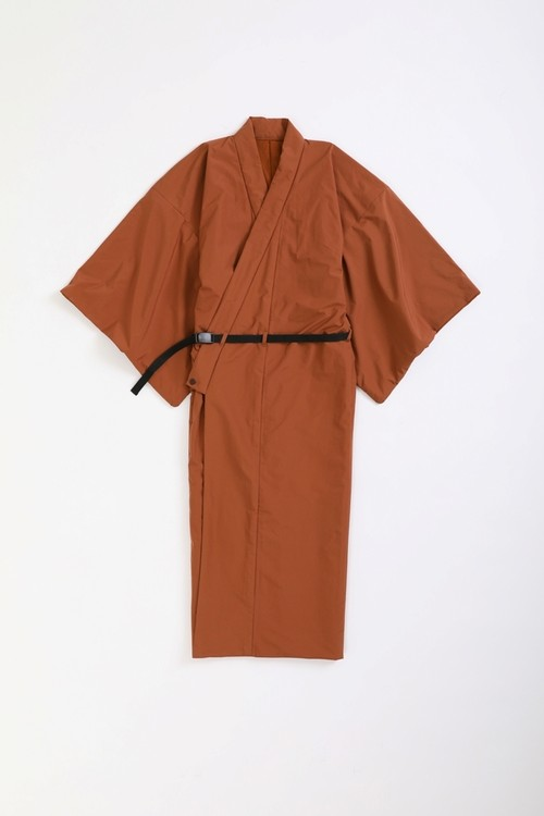 OUTDOOR*KIMONO / 2L Octa / Orange(WIth tailoring)