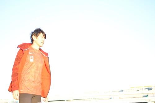 【少数限定】ARIGATO OKUMA NIKE KAMO ロングTシャツ RED