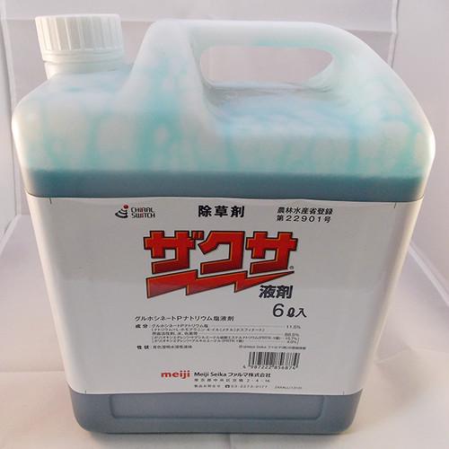 ザクサ液剤 6L 3本